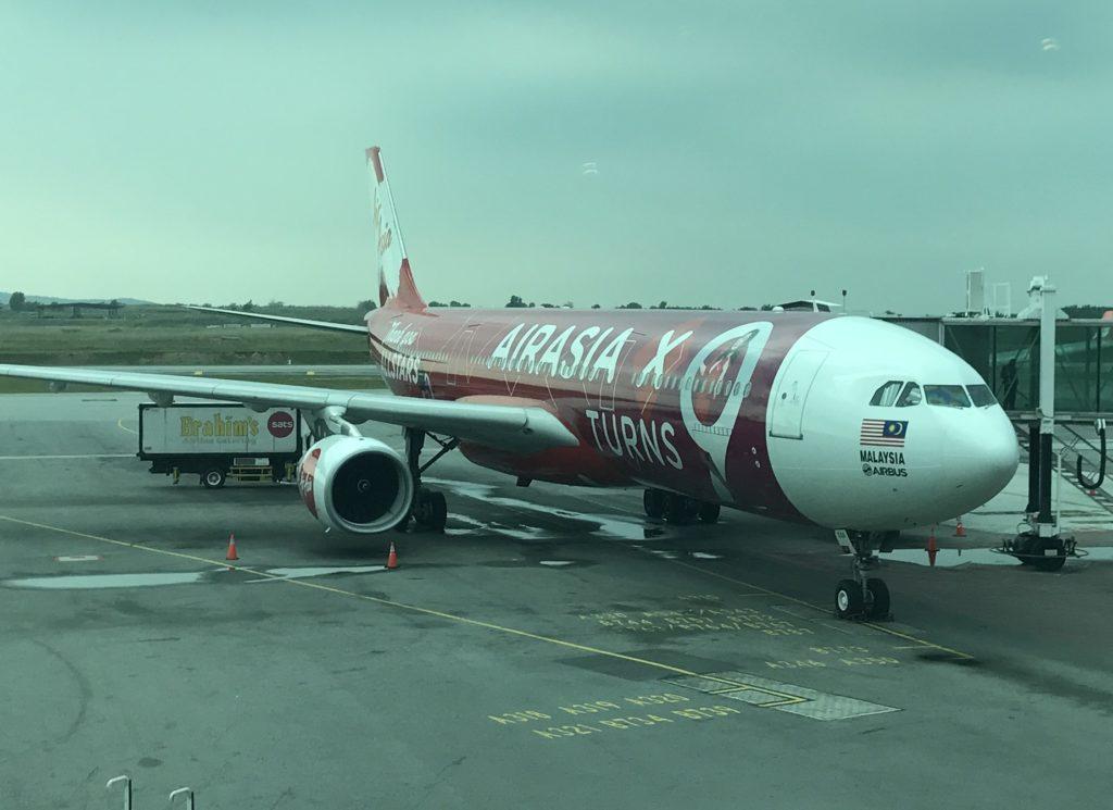 エアアジアX A330
