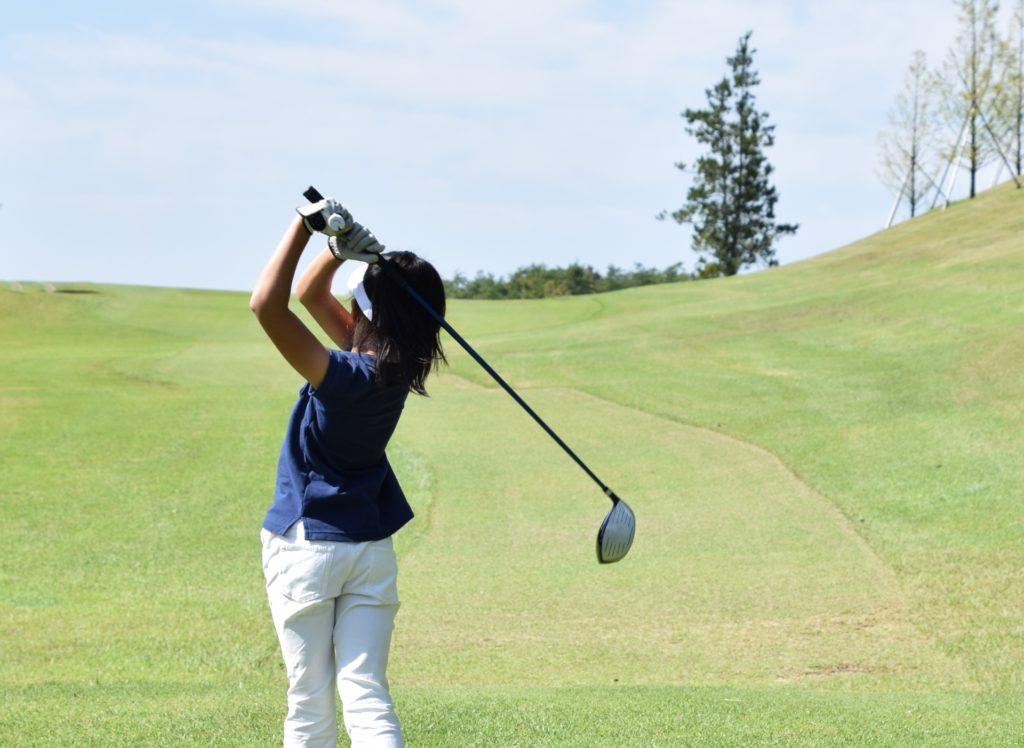 ゴルフ 子供
