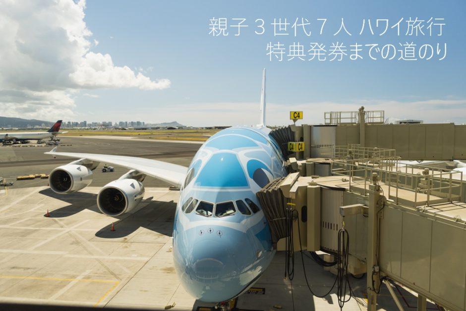 ANA A380 フライングホヌ(ラニ)