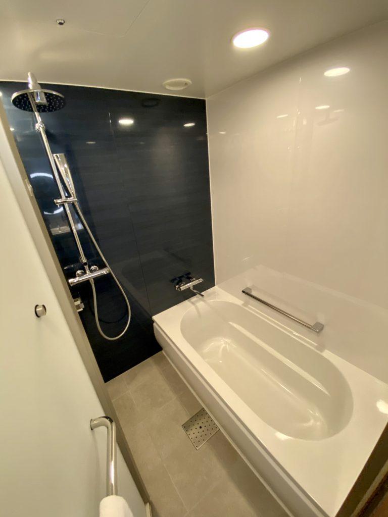 名古屋プリンスホテル スカイタワー バスルーム