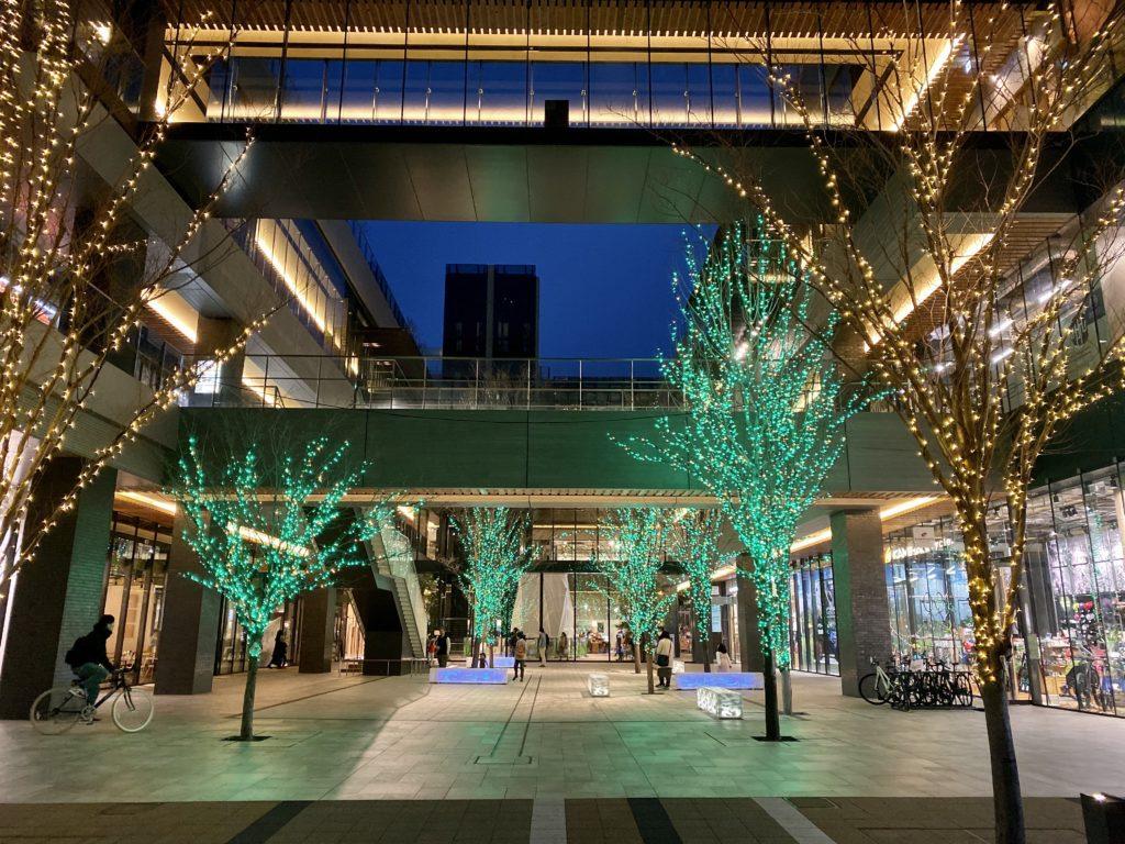 名古屋プリンスホテル スカイタワー周辺施設のグローバルゲート