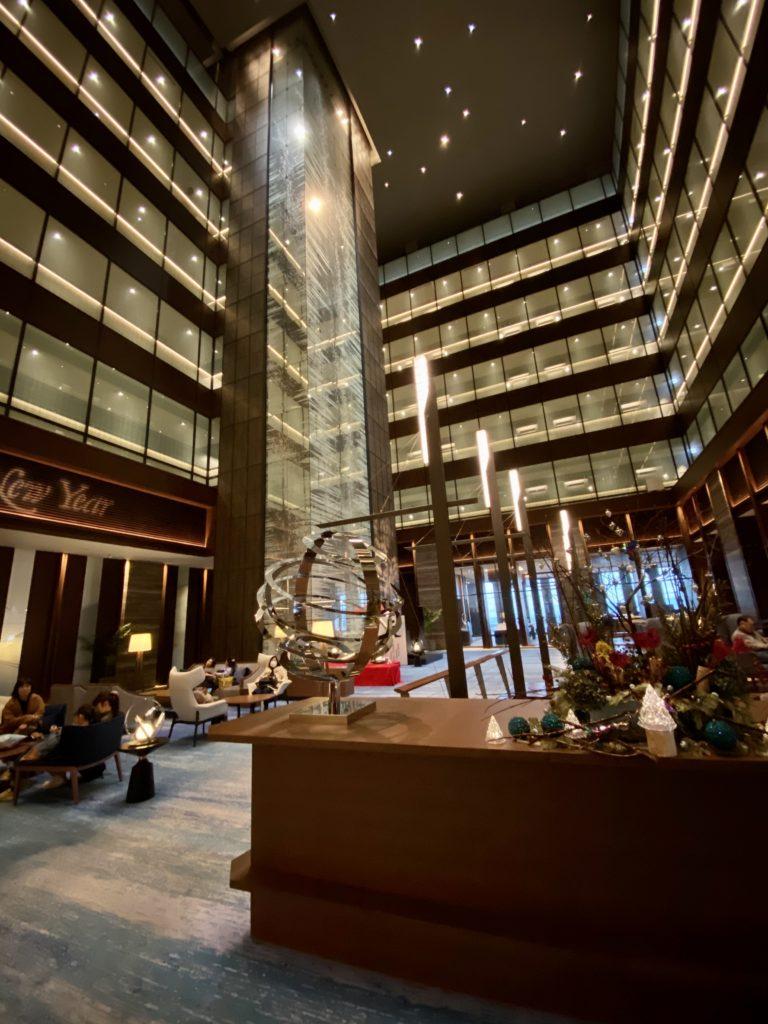 名古屋プリンスホテル スカイタワー  のロビー