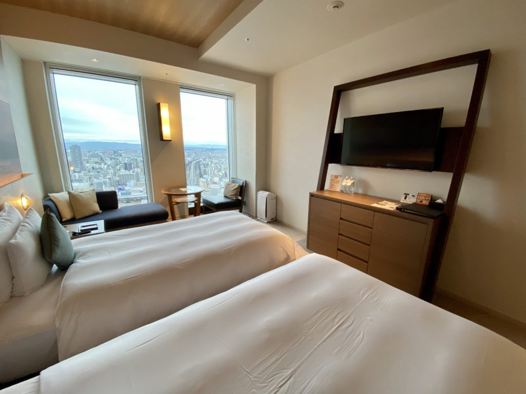 名古屋プリンスホテル スカイタワー  スカイツインルーム