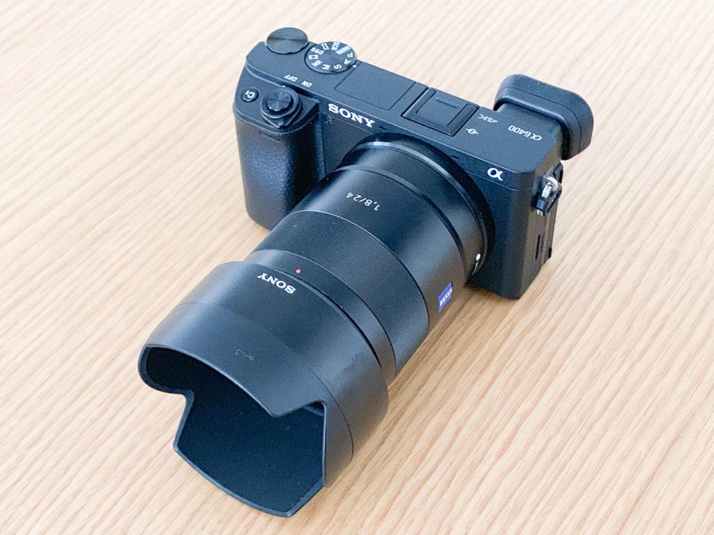 α6400 / Sonnar T* E 24mm F1.8 ZA